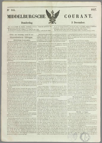 Middelburgsche Courant 1857-12-03