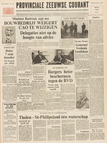 Provinciale Zeeuwse Courant 1968-03-28