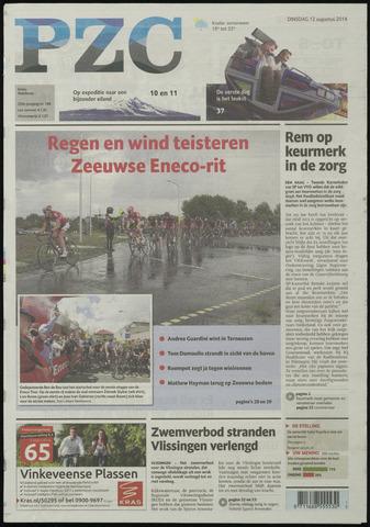 Provinciale Zeeuwse Courant 2014-08-12