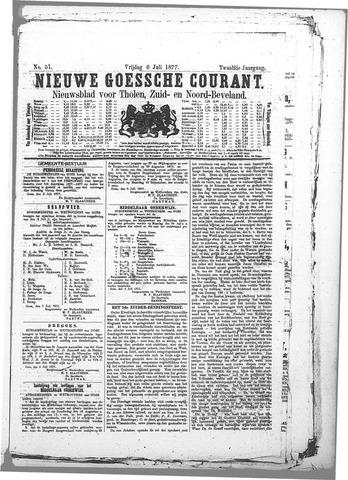 Nieuwe Goessche Courant 1877-07-06