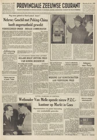 Provinciale Zeeuwse Courant 1959-10-26