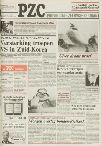Provinciale Zeeuwse Courant 1983-11-14