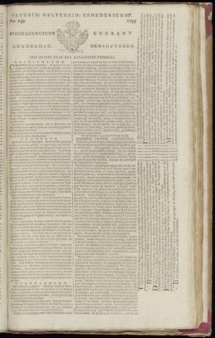 Middelburgsche Courant 1795-10-08