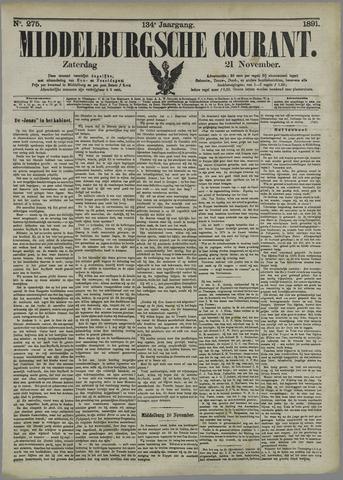 Middelburgsche Courant 1891-11-21