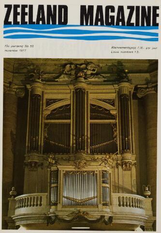 Zeeland Magazine / Veerse Meer Gids 1977-11-01