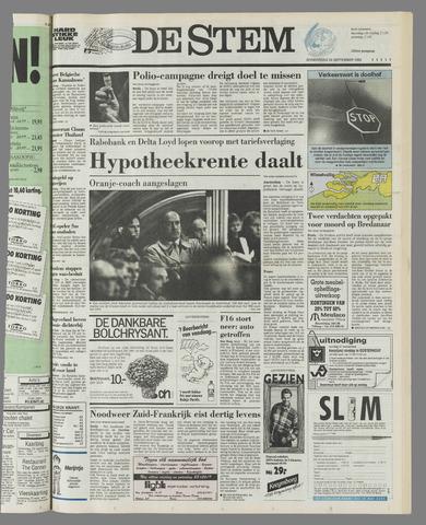 de Stem 1992-09-24