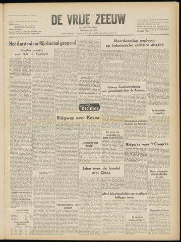de Vrije Zeeuw 1952-05-23
