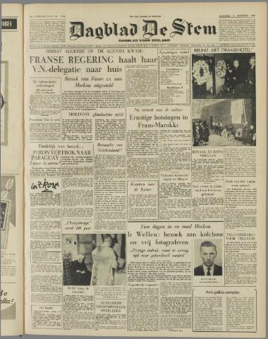 de Stem 1955-10-03