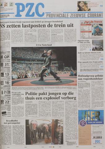 Provinciale Zeeuwse Courant 2005-07-14