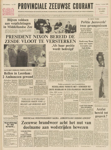 Provinciale Zeeuwse Courant 1970-10-05