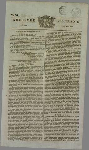 Goessche Courant 1832-07-13