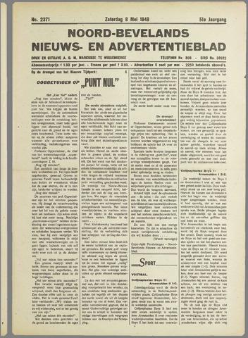 Noord-Bevelands Nieuws- en advertentieblad 1948-05-08