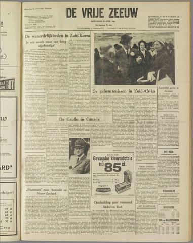 de Vrije Zeeuw 1960-04-20