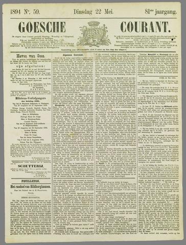 Goessche Courant 1894-05-22