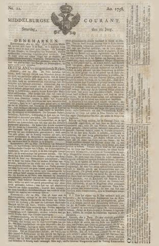 Middelburgsche Courant 1758-06-10