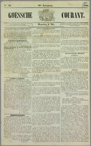 Goessche Courant 1861-05-06