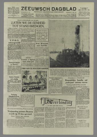 Zeeuwsch Dagblad 1953-12-31