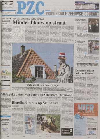 Provinciale Zeeuwse Courant 2006-06-16