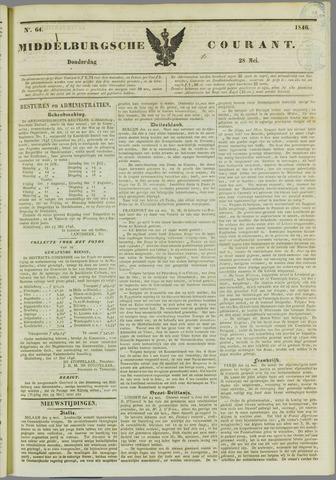 Middelburgsche Courant 1846-05-28