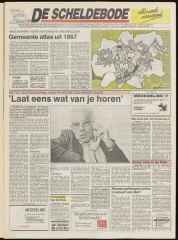Scheldebode 1990-12-27