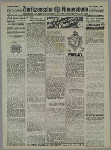 Zierikzeesche Nieuwsbode 1934-09-19