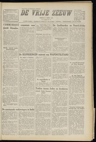 de Vrije Zeeuw 1948-04-09