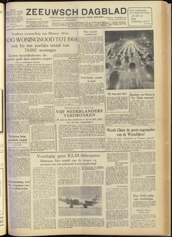 Zeeuwsch Dagblad 1954-12-09
