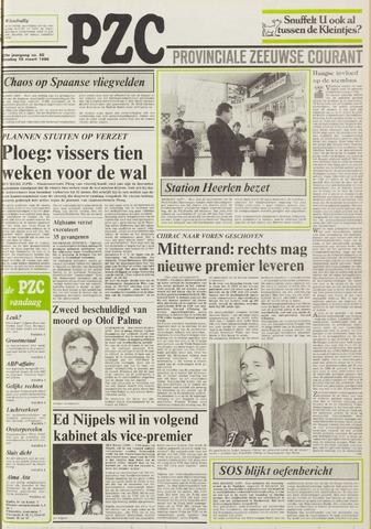 Provinciale Zeeuwse Courant 1986-03-18