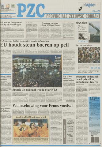 Provinciale Zeeuwse Courant 2000-02-24