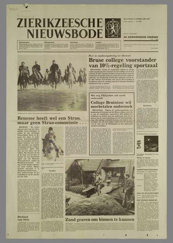 Zierikzeesche Nieuwsbode 1987-02-23