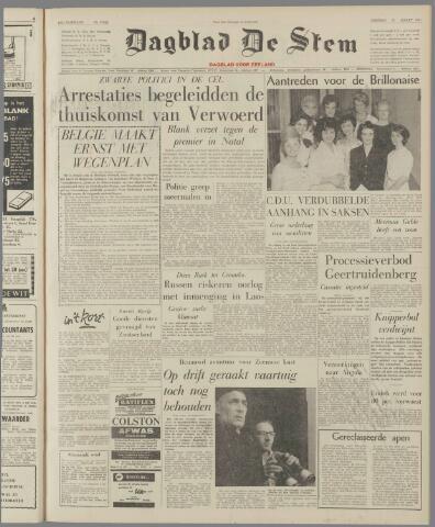 de Stem 1961-03-21