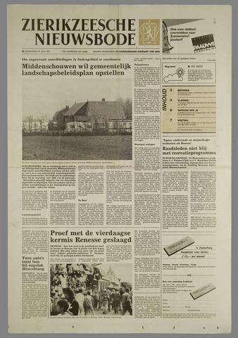 Zierikzeesche Nieuwsbode 1991-07-25
