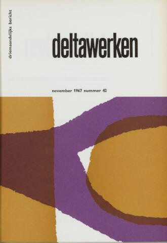 Driemaandelijks bericht Deltawerken 1967-11-01