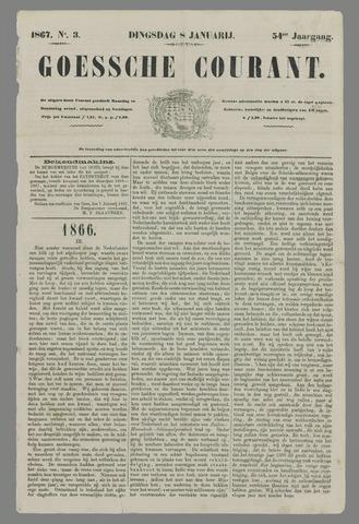 Goessche Courant 1867-01-08