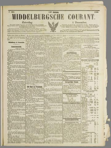 Middelburgsche Courant 1906-12-01
