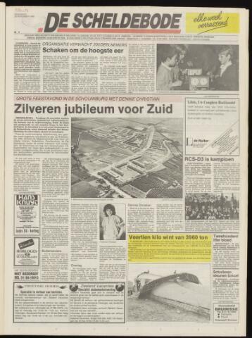 Scheldebode 1990-11-22
