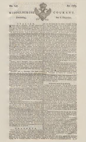 Middelburgsche Courant 1763-12-08