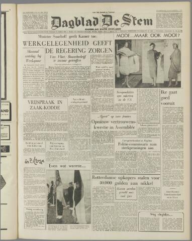 de Stem 1957-11-28