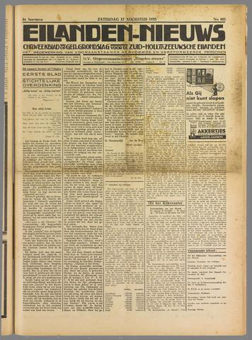Eilanden-nieuws. Christelijk streekblad op gereformeerde grondslag 1935-08-17