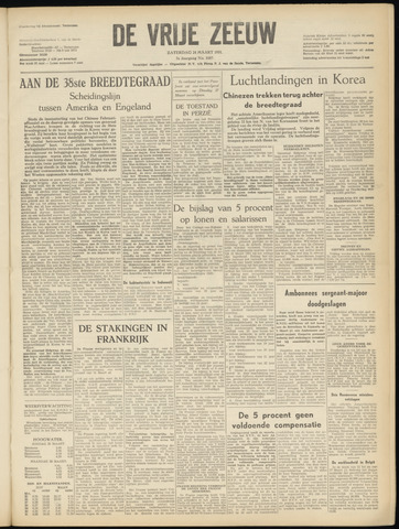de Vrije Zeeuw 1951-03-24
