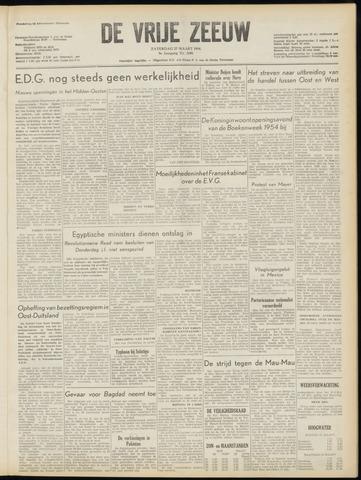de Vrije Zeeuw 1954-03-27