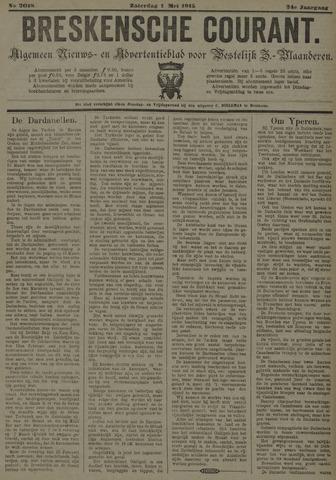 Breskensche Courant 1915-05-01