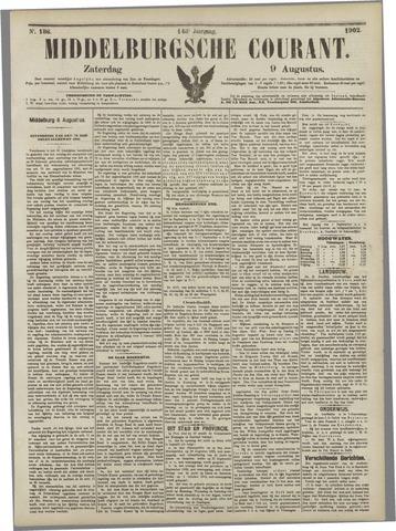 Middelburgsche Courant 1902-08-09