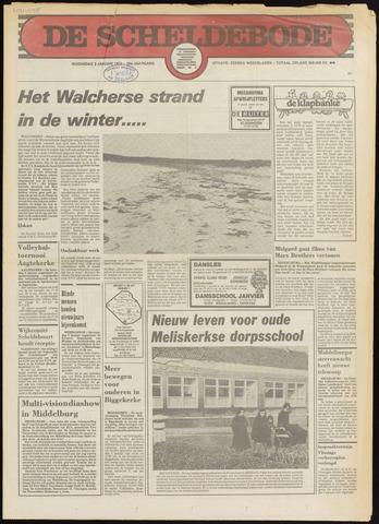 Scheldebode 1979
