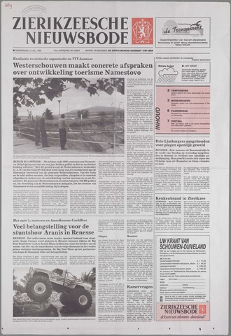 Zierikzeesche Nieuwsbode 1995-07-13