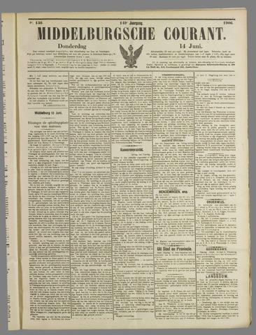 Middelburgsche Courant 1906-06-14