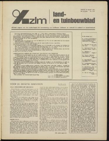 Zeeuwsch landbouwblad ... ZLM land- en tuinbouwblad 1972-03-10