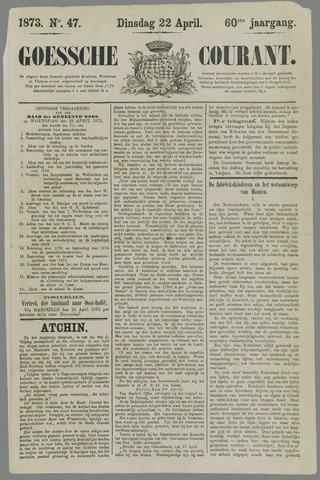 Goessche Courant 1873-04-22