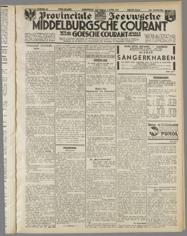 Middelburgsche Courant 1937-04-08