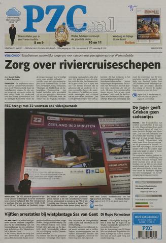 Provinciale Zeeuwse Courant 2011-05-17